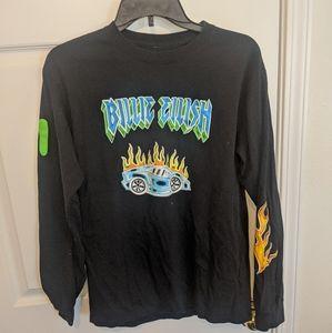 NWOT Billie Eilish Tour Sweatshirt